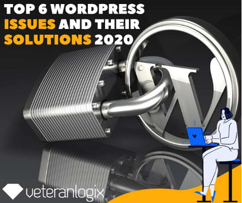 Top 6 WordPress Issues And Their Solutions