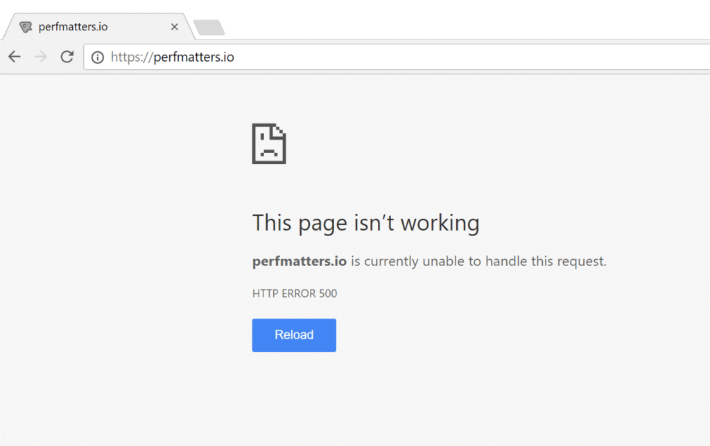 White Screen of Death in wordpress content management system