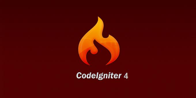 Codwigniter 4