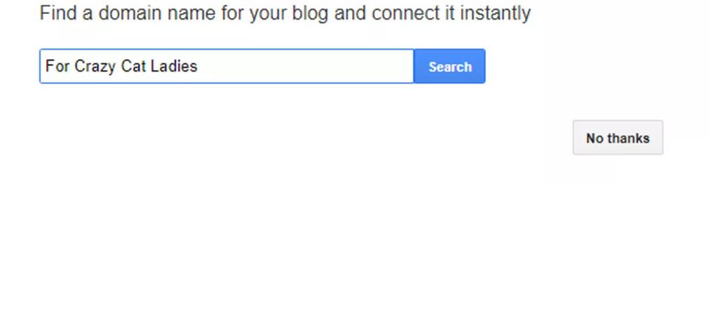 Maintain the Blog
