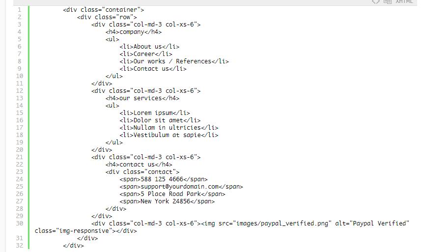 step 11 html