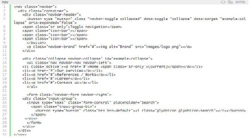step 5 html coding