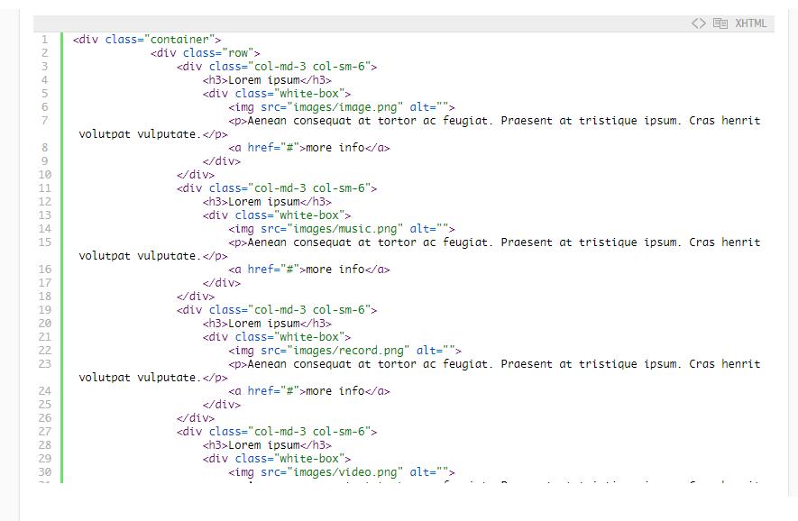 step 7 html
