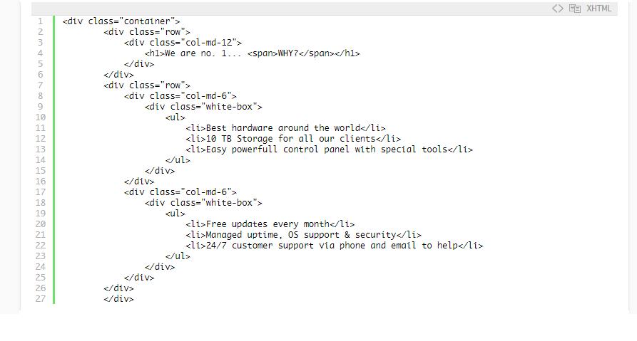 step 8 html