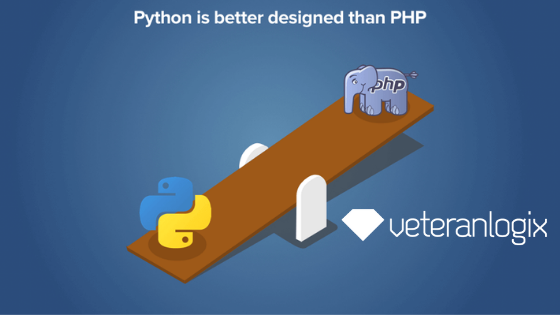 comparison of php and python